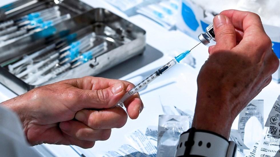 """México promueve acceso universal a vacunas contra COVID-19 ante situación """"injusta"""" - Vacunas contra COVID-19. Foto de EFE"""