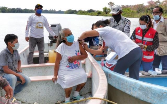 En abril todos los adultos mayores en México tendrán al menos la primera dosis de vacuna contra COVID-19, asegura AMLO - Foto de @lopezobrador_