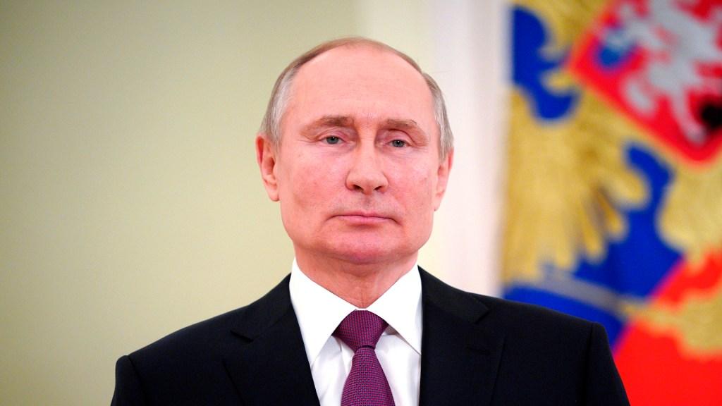 Putin promulga ley que le permitirá reelegirse dos veces más - Vladimir Putin, presidente de Rusia. Foto de EFE