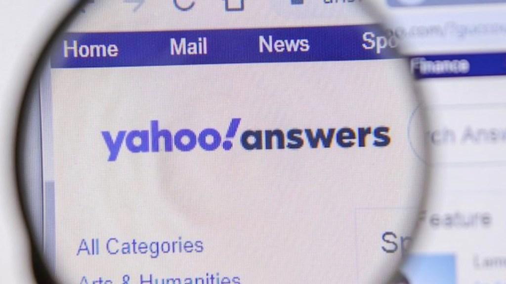 Yahoo Anwers cerrará tras 16 años de funcionamiento - Yahoo Answers cerrará tras 16 años de funcionamiento. Foto de Search Engine Journal