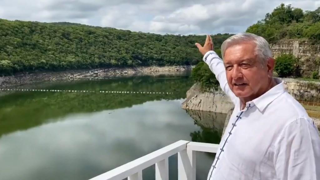 """Transformación es imparable """"aunque no le guste a The Economist"""": AMLO - The Economist AMLO Andrés Manuel López Obrador México Grijalva"""