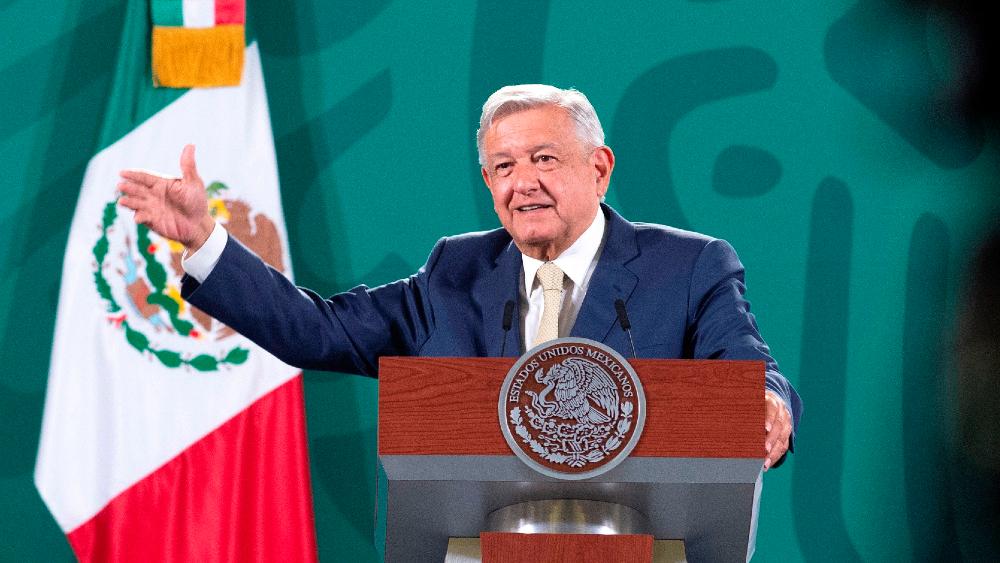 AMLO Lopez Obrador conferencia