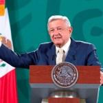 """""""Ellos están ahí para impedir la democracia"""", AMLO a consejeros del INE; conferencia (13-05-2021) - AMLO Lopez Obrador conferencia"""