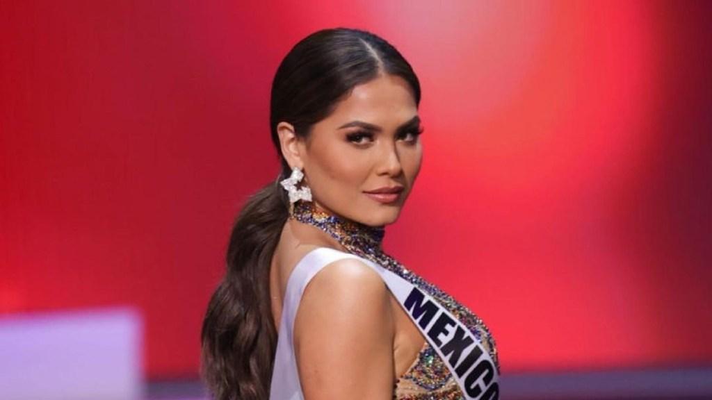 Andrea Meza usará título de Miss Universo para concientizar sobre la violencia de género - Andrea Meza, nueva Miss Universo. Foto de @andreamezamx