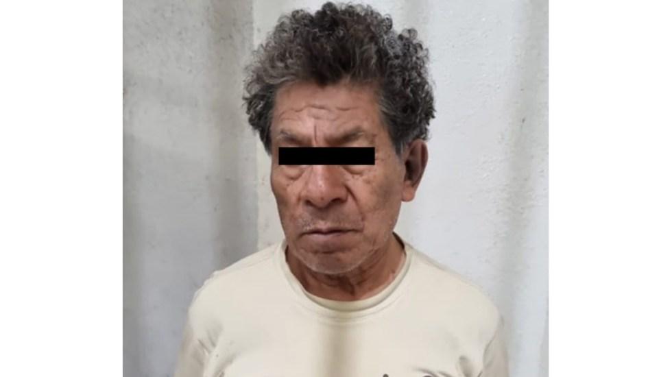Se han localizado más de 3 mil restos óseos en casa de presunto feminicida de Atizapán - Detienen a presunto feminicida serial en Edomex. Foto de Fiscalía Edomex
