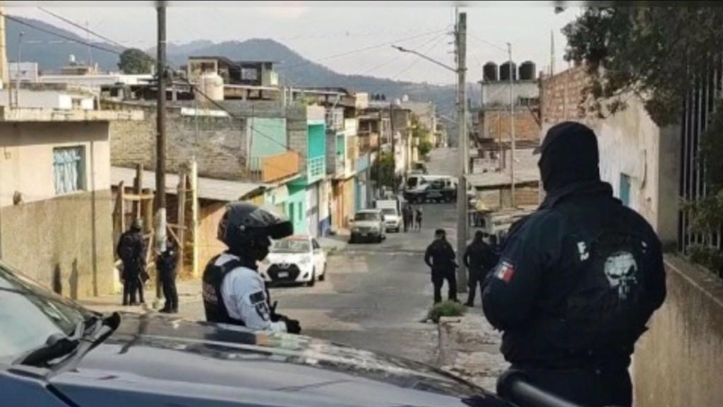 Localizan cuerpos de nueve personas asesinadas en Michoacán. Foto de NotiZitácuaro