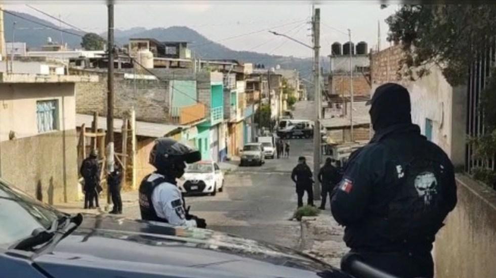 Localizan cuerpos de nueve personas asesinadas en Michoacán - Localizan cuerpos de nueve personas asesinadas en Michoacán. Foto de NotiZitácuaro