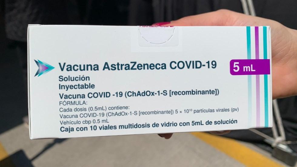 AstraZeneca: Primeros 4 lotes de vacunas hechas en México serán liberados este fin de semana - AstraZeneca Liomont México Argentina