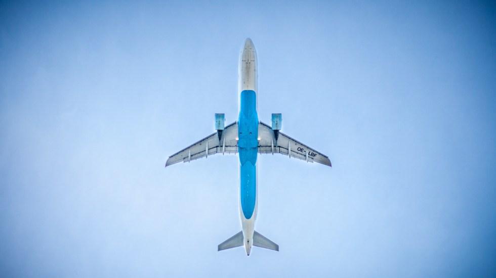 Garantiza México que recuperará calificación aérea ante EE.UU. - Avión seguridad aérea México SCT