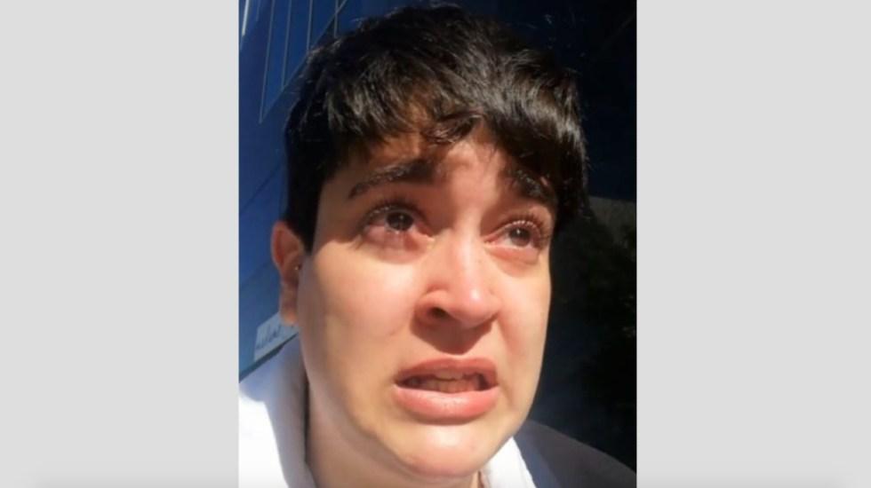 Despiden a mujer en España por no quedarle el uniforme de trabajo - Azafata España peso mujer