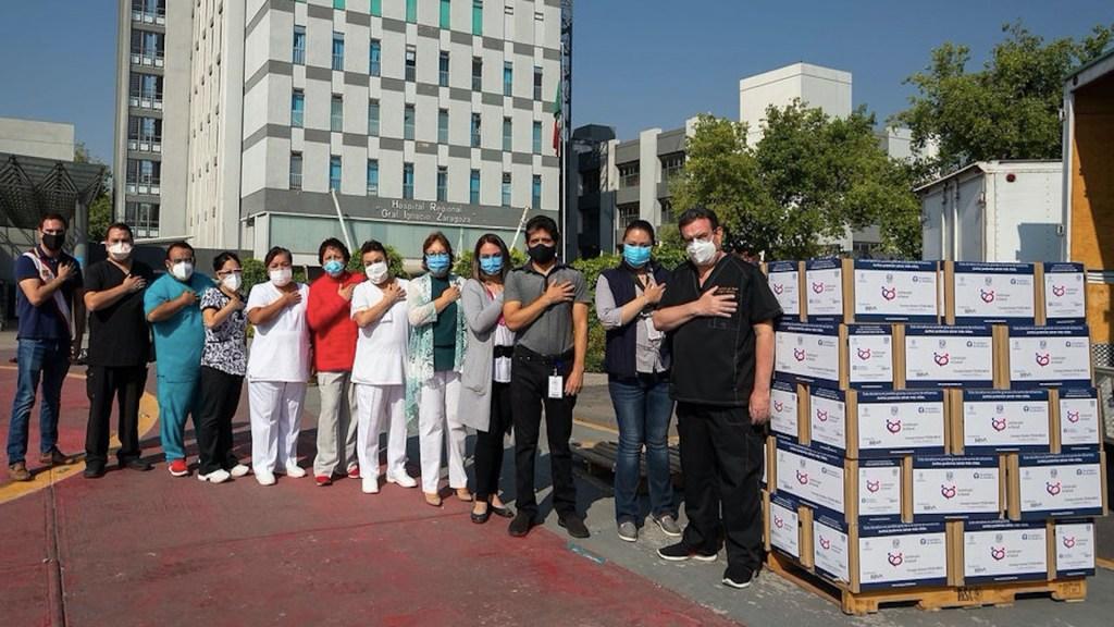 Este es el proyecto social más importante del que se tenga memoria en México - Foto de Juntos por la Salud.