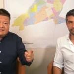 Carlos Reyes Gámiz declina a favor de Mauricio Tabe en la Miguel Hidalgo