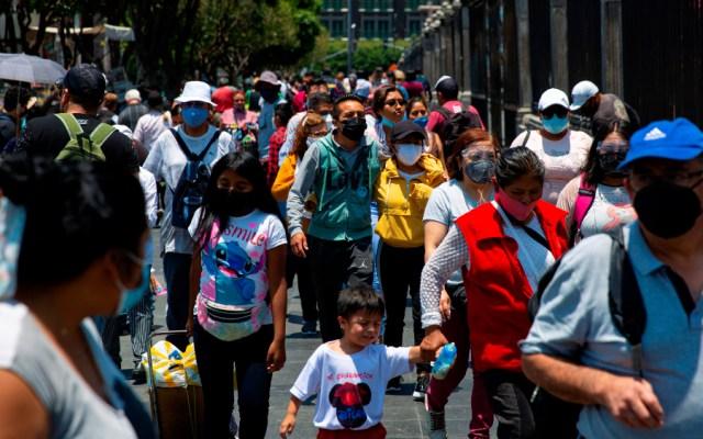 Improbable que algún país alcance pronto inmunidad colectiva: OMS - CDMX Centro Histórico semáforo coronavirus covid19 Ciudad de México inmunidad