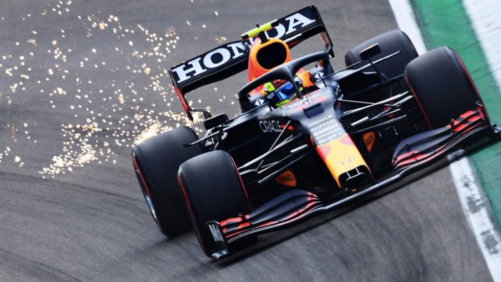 'Checo' Pérez saldrá cuarto en Gran Premio de Portugal - 'Checo' Pérez saldrá cuarto en Gran Premio de Portugal. Foto de Twitter 'Checo' Pérez