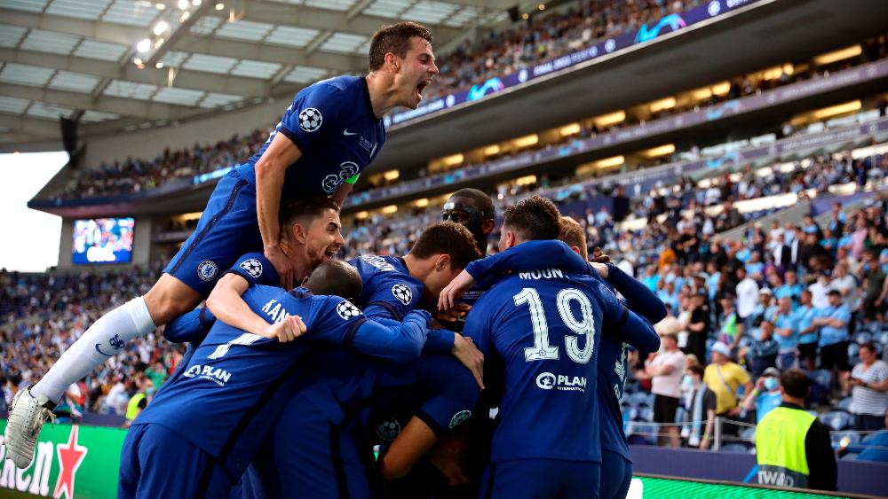 El Chelsea es nuevo campeón de la Champions League - Chelsea Havertz Champions