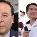 Chocan Ciro Murayama y Mario Delgado por uso de tarjetas en campaña