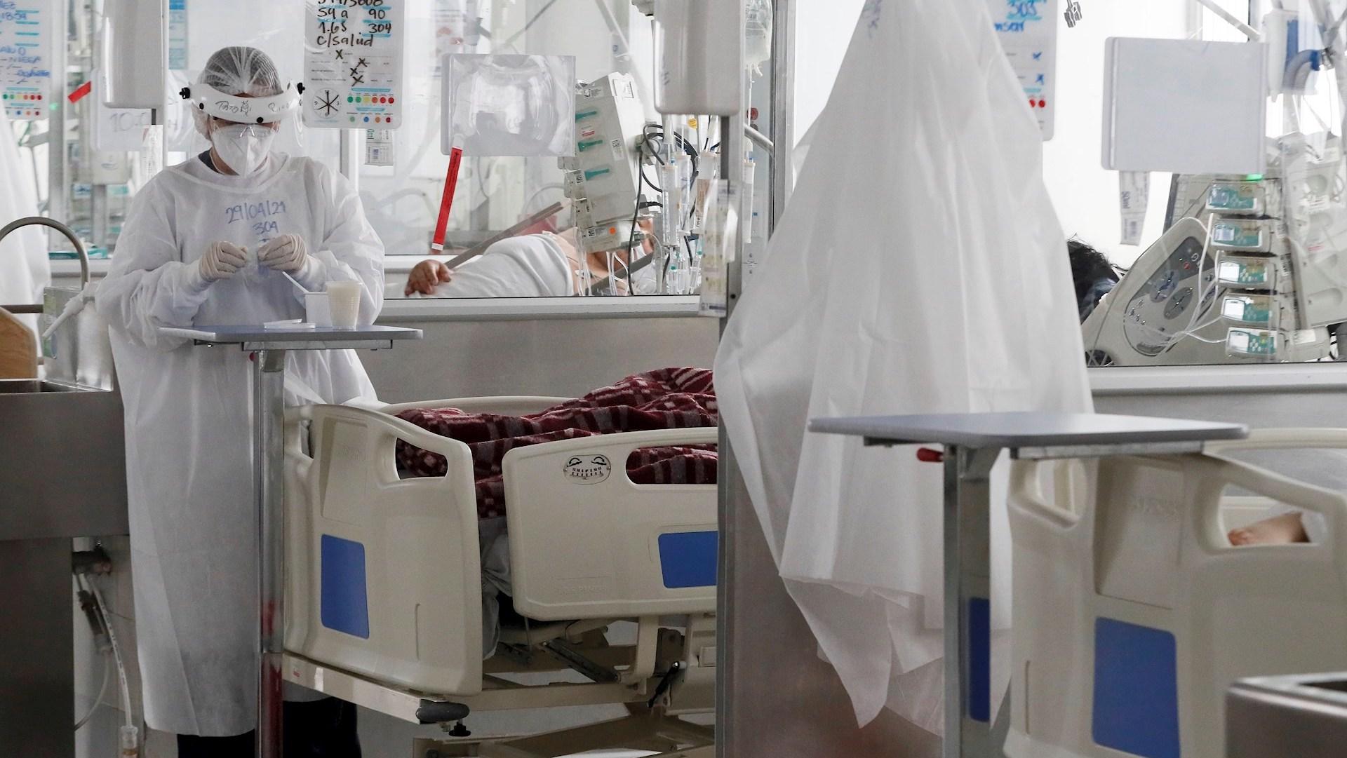 Colombia roza las 100 mil muertes por COVID-19