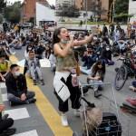Famosos piden ayuda internacional para detener violencia en marchas en Colombia - Colombia protestas represión