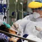 Sudamérica ya es el foco global de muertes por COVID-19 - Cruz Roja alerta por posible colapso sanitario en Latinoamérica debido a COVID-19. Foto de EFE