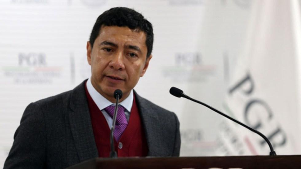 Libran orden de aprehensión contra 'Quicho' Díaz Cervantes, exzar contra delitos financieros de PGR - Crisógono deJesús Díaz Cervantes