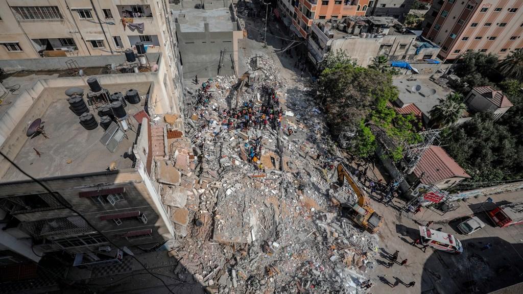 Aumentan a 200 los palestinos muertos en Gaza, entre ellos 59 menores - Gaza palestinos