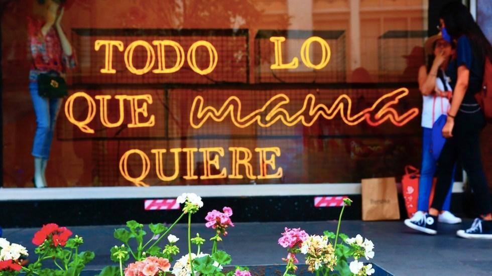 Los regalos más buscados en Google por el Día de las Madres en México - Los regalos más buscados en Google por el Día de las Madres en México. Foto de EFE