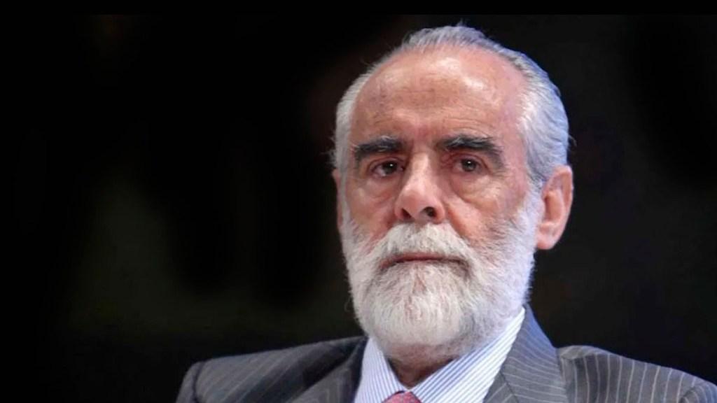 Fernández de Cevallos exige a FGR dar seguimiento a denuncia contra AMLO - Fernández de Cevallos
