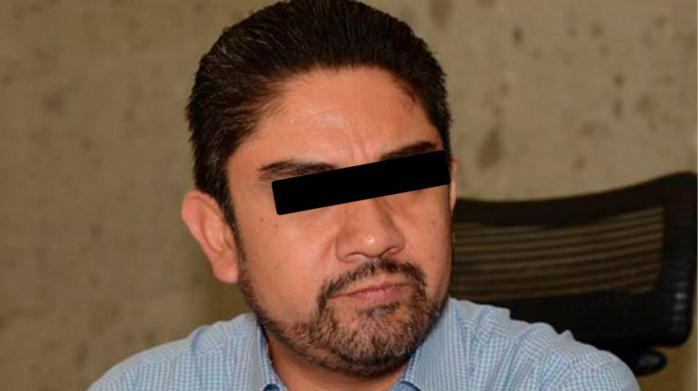 Edgar Tungüí, excomisionado de Reconstrucción en CDMX, llega a México extraditado desde España - Edgar Tungüí, excomisionado para Reconstrucción en CDMX. Foto de Archivo