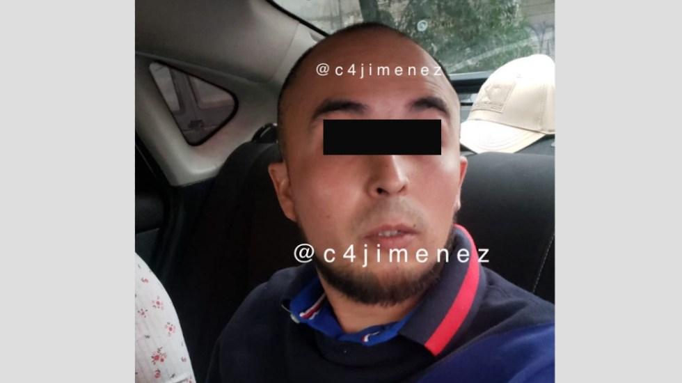 Detienen en Tepito al 'Chila', presunto jefe de La Unión - El Chila La Unión