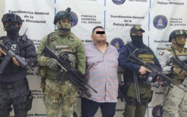 Detienen a 'El Colín', implicado en el Caso Ayotzinapa - El Colin Ayotzinapa Hector R