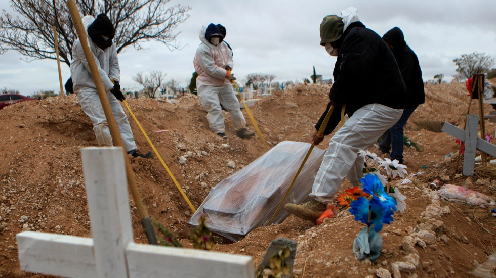 Obreros, amas de casa y retirados, el 94% de los mexicanos muertos por COVID-19 - muertes por COVID-19 en Ciudad Juárez
