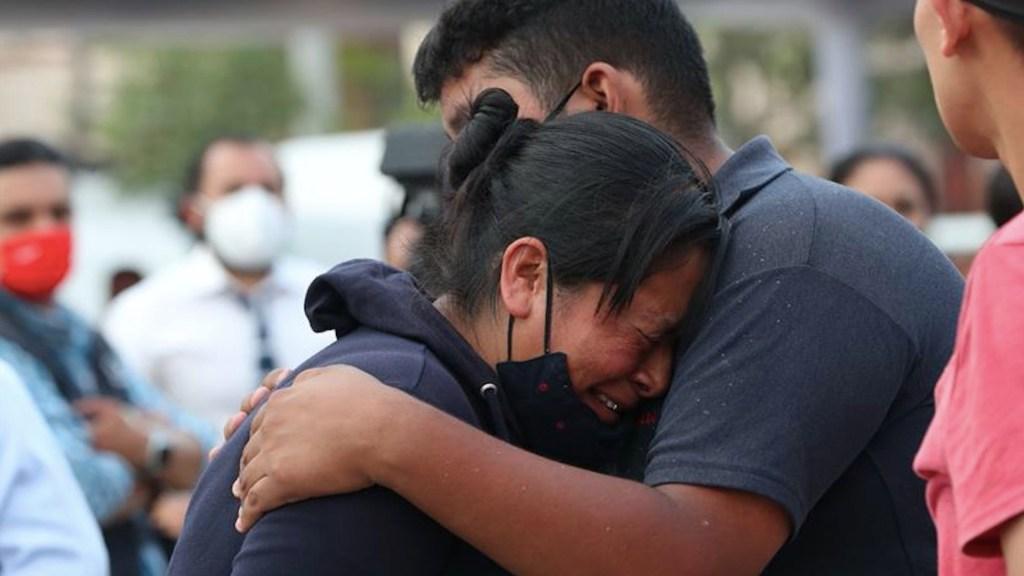 La fiscalía confirmó la entrega de 25 cuerpos de las víctimas del accidente en la Línea 12 del Metro. Foto de EFE
