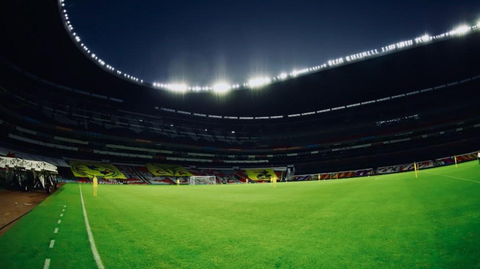 Dan autorización para regreso de aficionados al Estadio Azteca - Estadio Azteca aficionados