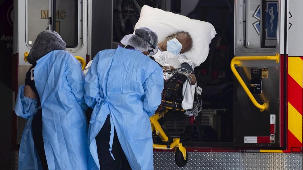 Naufragio de bote en California que trasladaba migrantes deja tres muertos - Estados Unidos hospital atención ambulancia