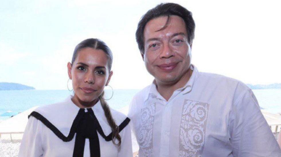 """""""No seré una 'juanita', hay toro"""", asegura Evelyn Salgado - Evelyn Salgado"""