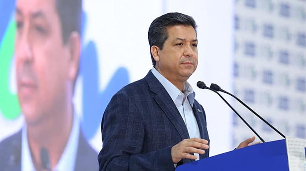 Ricardo Monreal pide a García Cabeza de Vaca 'dar la cara' ante FGR - Tamaulipas Francisco García Cabeza de Vaca