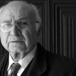 Murió el poeta Francisco Brines, Premio Cervantes 2020