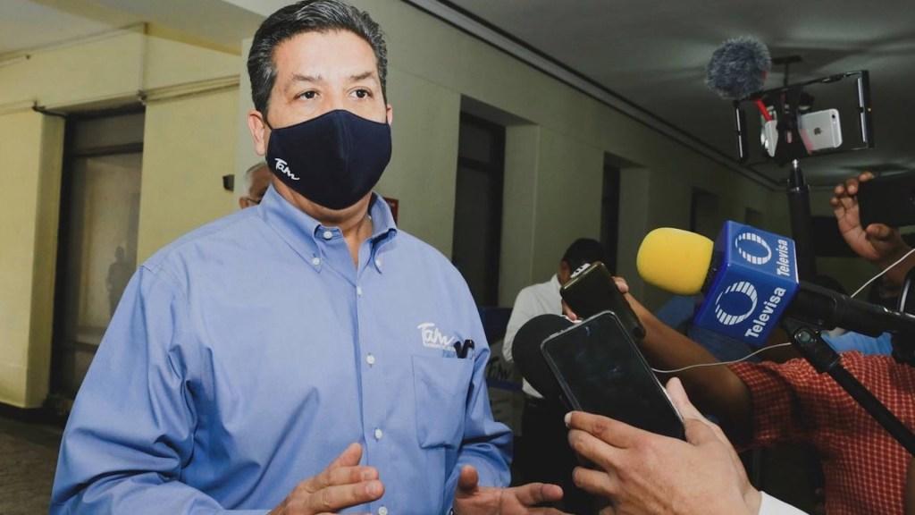 Ministra de la SCJN propone admitir controversia por desafuero de García Cabeza de Vaca - Francisco Javier García Cabeza de Vaca. Foto de Twitter