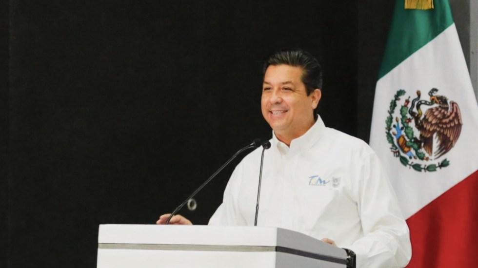 Gobernador García Cabeza de Vaca mantiene fuero, aclara presidente del Senado - Congreso de Tamaulipas rechaza gobernador interino. Foto de Twitter Francisco Javier García Cabeza de Vaca