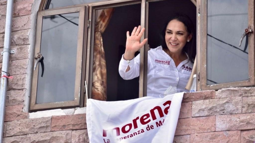 Revelan nuevo audio de Gabriela Gamboa; amenaza a esposa de interlocutor - Gabriela Gamboa Metepec Estado de México