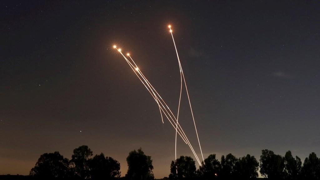 Gaza cohetes Israel milicias palestina 2Gaza cohetes Israel milicias palestina 2
