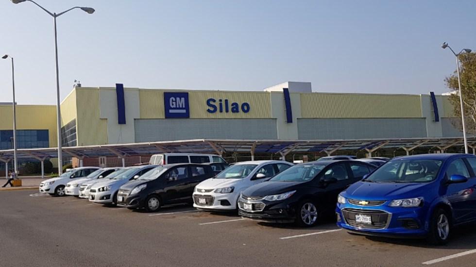 Gremios mexicanos denuncian presión de sindicatos de EE.UU. por votación sindical en Silao - General Motors Silao, Guanajuato. Foto de Google Maps / Daniel Hernández