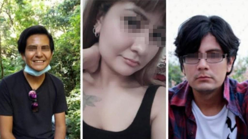Hallan muertos a hermanos secuestrados por comando en Guadalajara - Hermanos González Moreno. Foto de @BusquedaJal