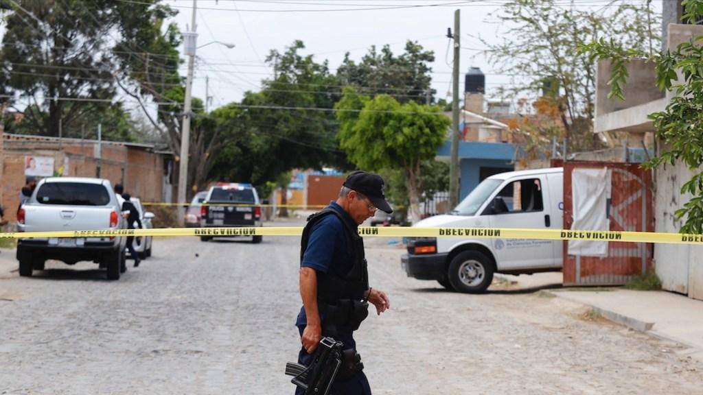 Homicidios dolosos disminuyeron 4 % durante primer cuatrimestre de 2021: SSPC - homicidios dolosos en México