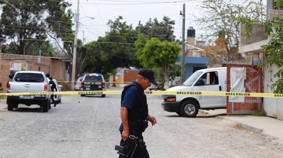 Violencia crece 39% en municipios de más de 100 mil habitantes - homicidios dolosos violencia México