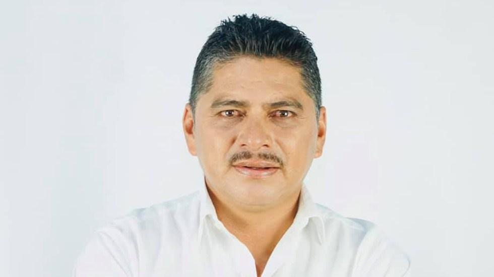 Atacan a disparos en Oaxaca a candidato por el PRI; hieren a su hija - Hugo Jairo Hernández. Foto de Facebook / Jairo Hernández