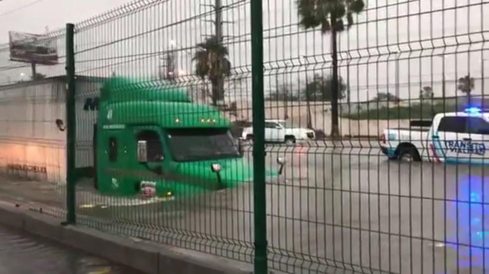 #Video Lluvias inundan Reynosa, Tamaulipas; autoridades habilitaron albergues - Inundaciones en Reynosa por lluvias. Foto de @YEdebaldo