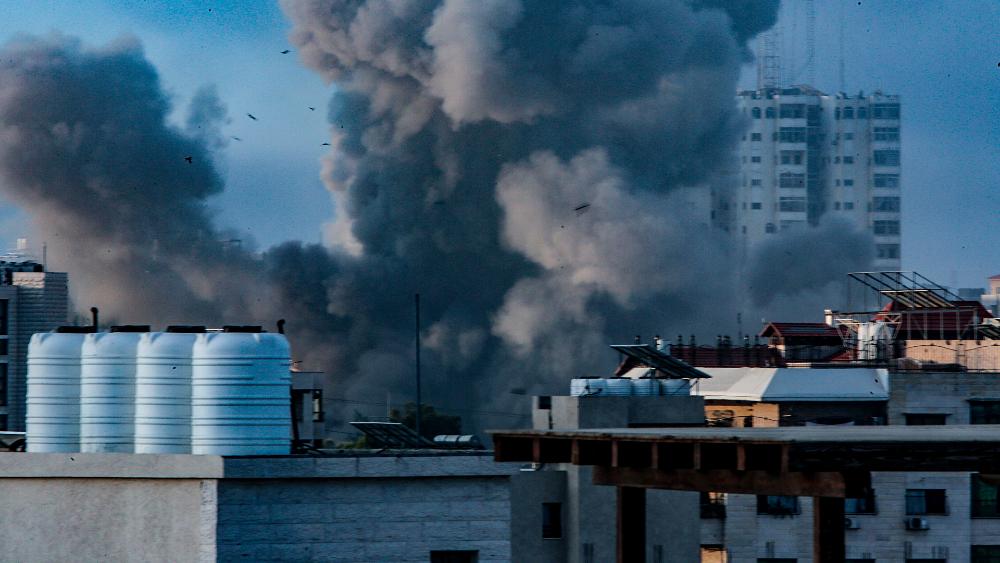 Israel bombardeos en Gaza