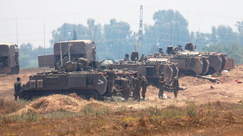 Israel Gaza enfrentamientos