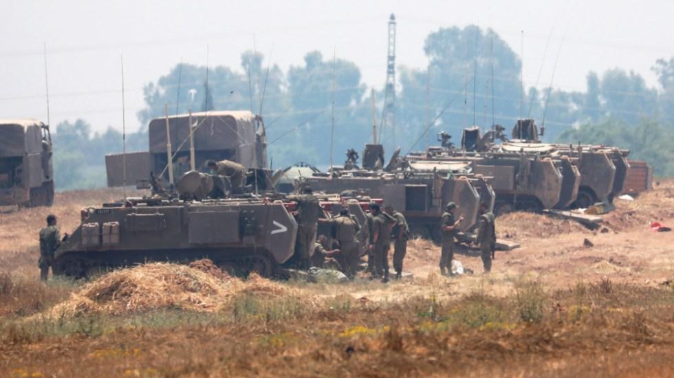 Enfrentamientos entre Gaza e Israel siguen sin tregua en su quinto día - Israel Gaza enfrentamientos